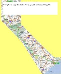 CA-CA map